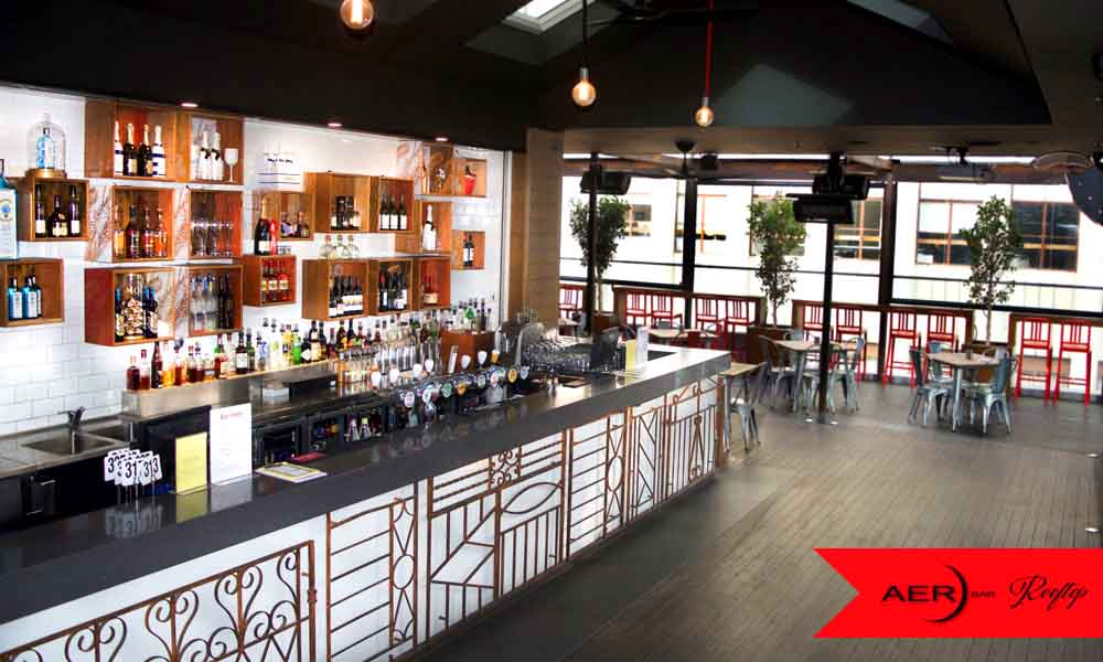 AER Bar – CBD Rooftop Bars