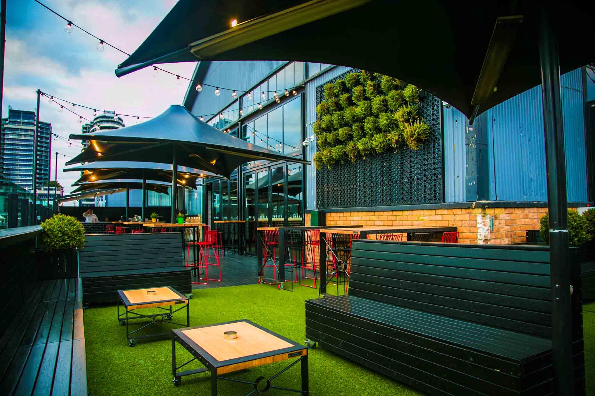 Alumbra – Waterfront Bars Melbourne