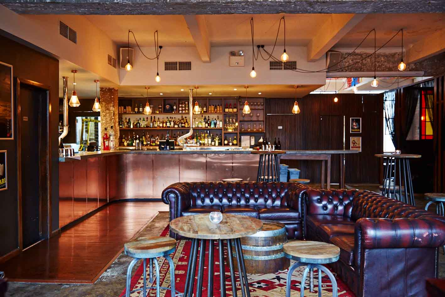 Campari house cbd function venues hidden city secrets for Beautiful private dining rooms melbourne