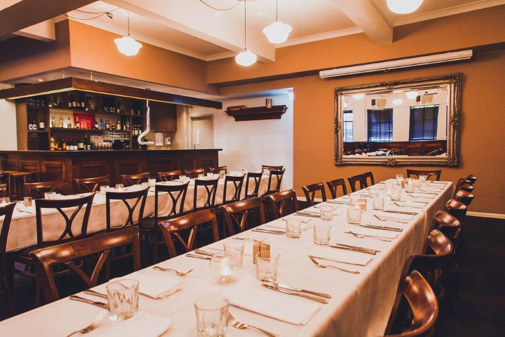 Campari house cbd function venues hidden city secrets for Dining room 211 melbourne