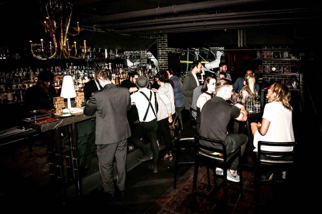 The Den <br/> Hidden CBD Cocktail Bars