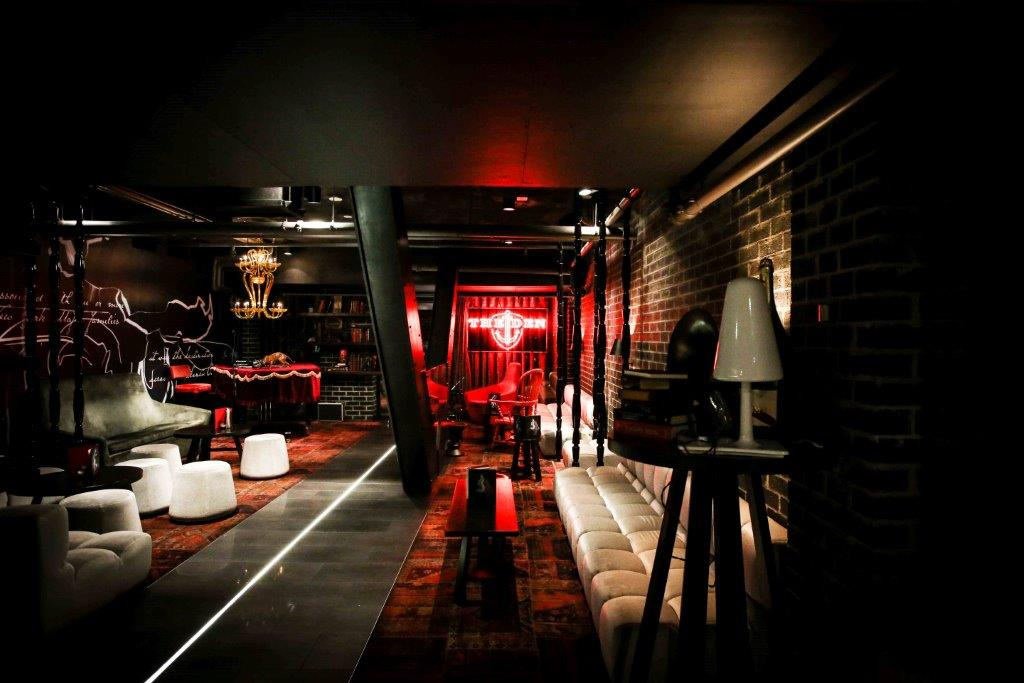 The Den – Hidden CBD Cocktail Bars