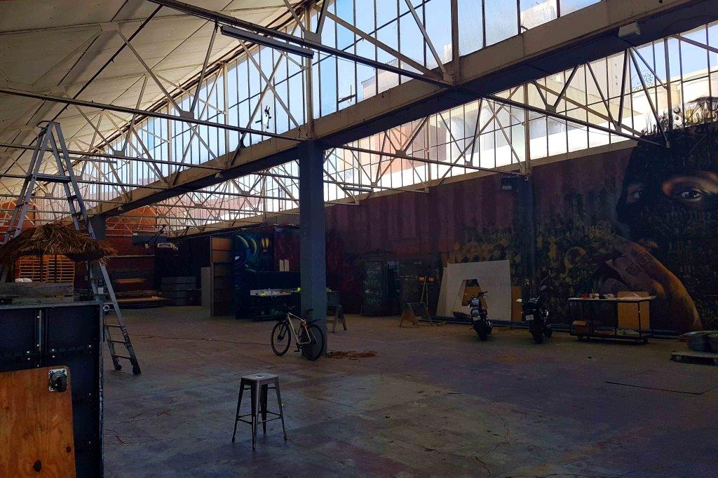 Facility – Warehouse Venue For Hire