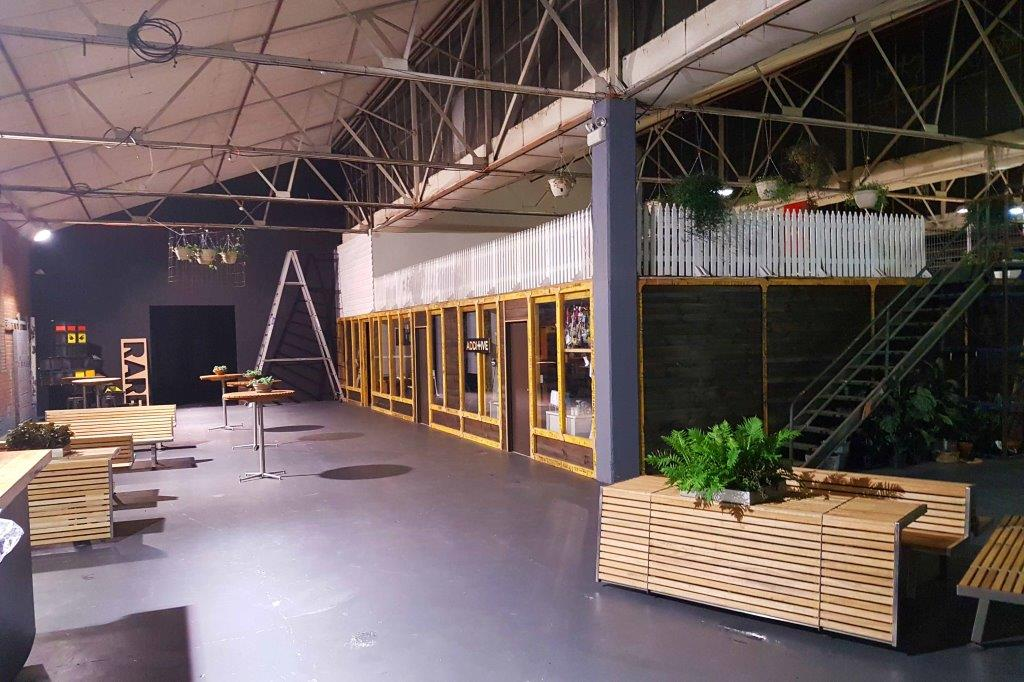 Facility – Unique Warehouse Venue