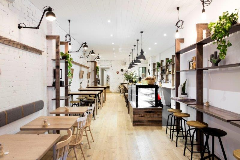 Lucky Penny </br> Top Brunch Cafes