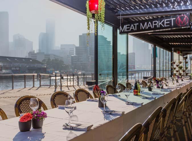 Meat Market South Wharf – Restaurants