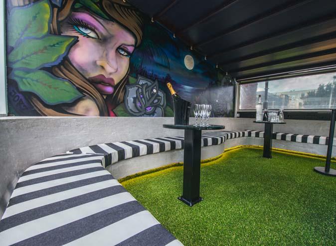 Secret Garden – Bars Melbourne