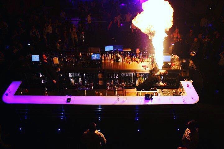 Trak Lounge Bar <br/>Unique Nightclubs