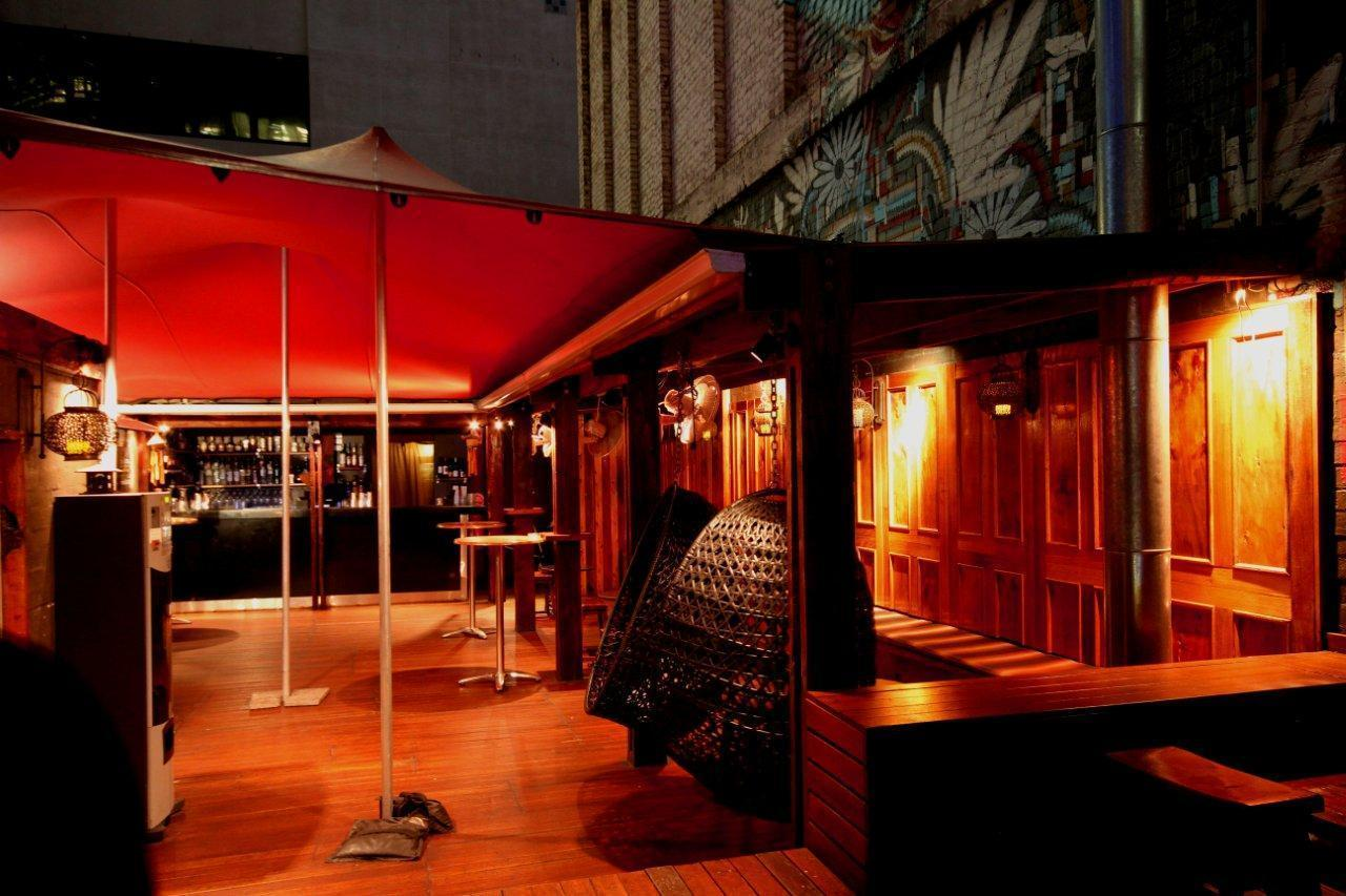 The Red Hummingbird <br/> CBD Rooftop Bars