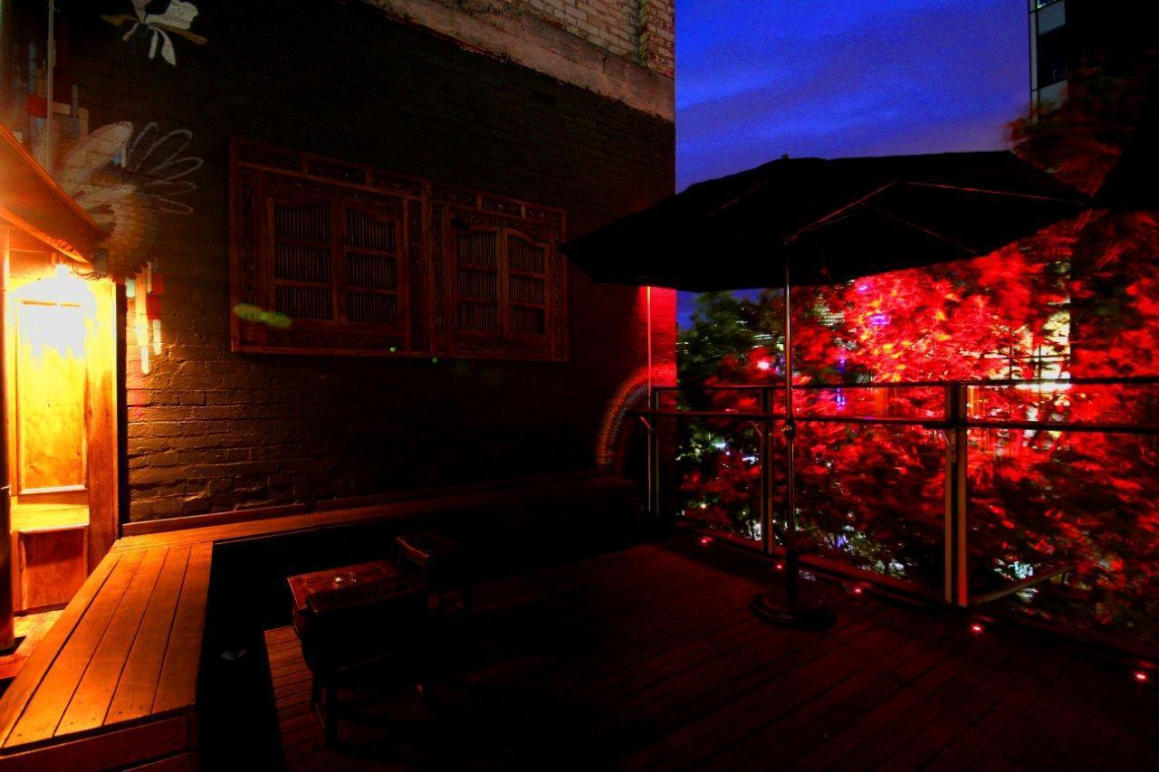 The Red Hummingbird – CBD Rooftop Bars