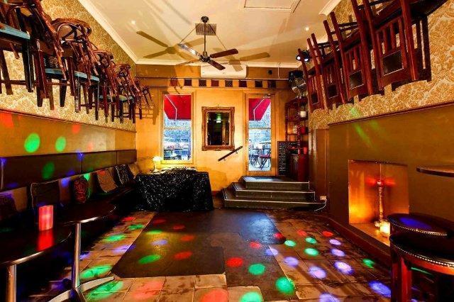 Cabinet Bar & Balcony – CBD Hidden Bars