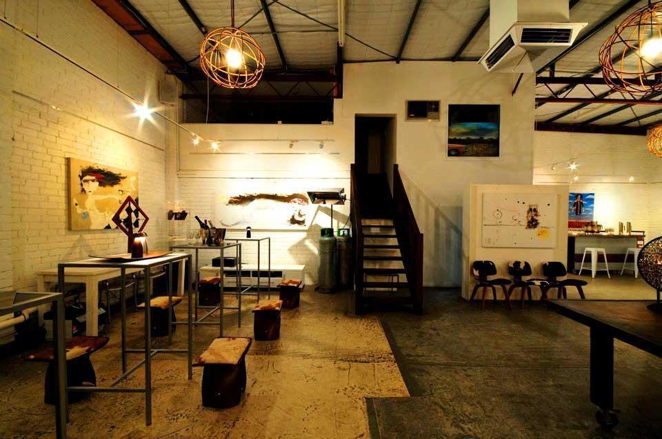 Smart Artz – Warehouse Venue Hire