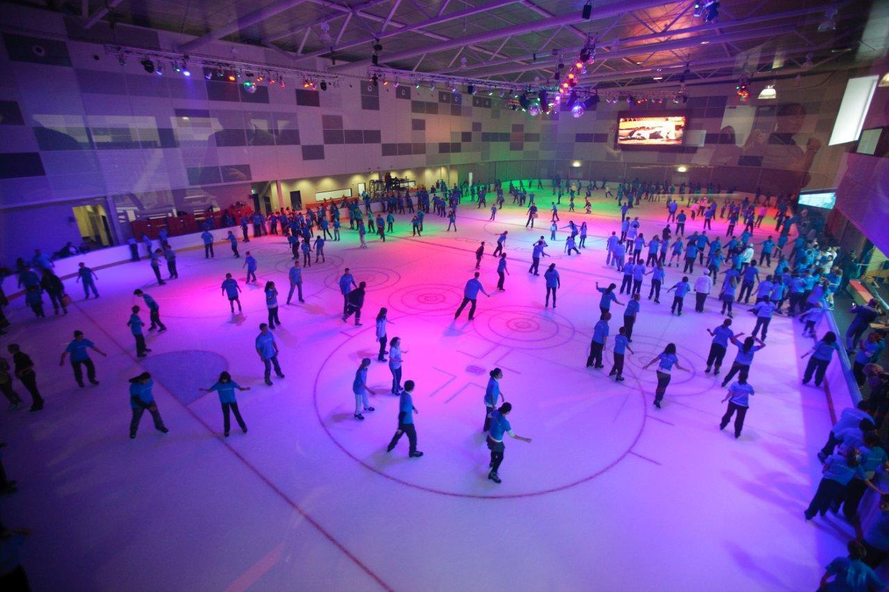 O'Brien Group Arena – Ice Skating!