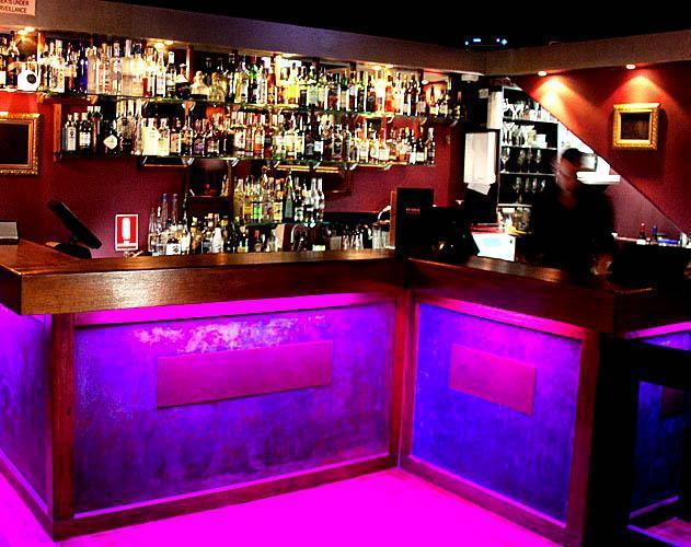 Lustre Bar – Laneway Bars CBD