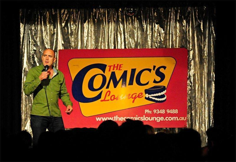 The Comic's Lounge <br/> Stand Up Comedy