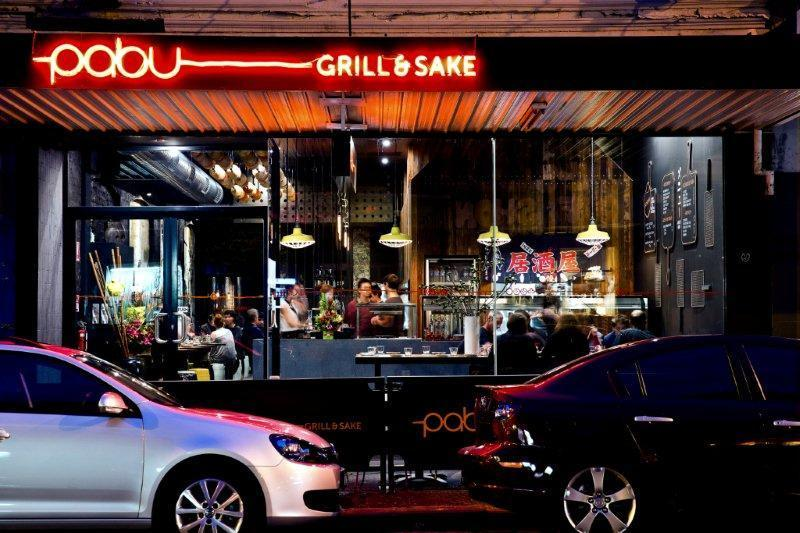 Pabu Sake & Grill – New Bar!