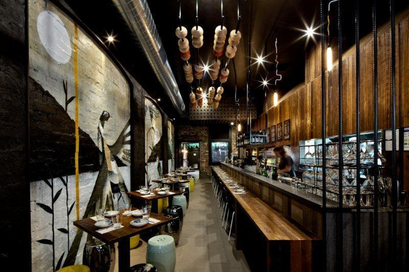 Pabu Sake & Grill – New Bar!