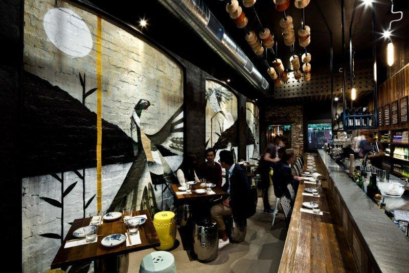 Pabu Sake & Grill – The Venue!