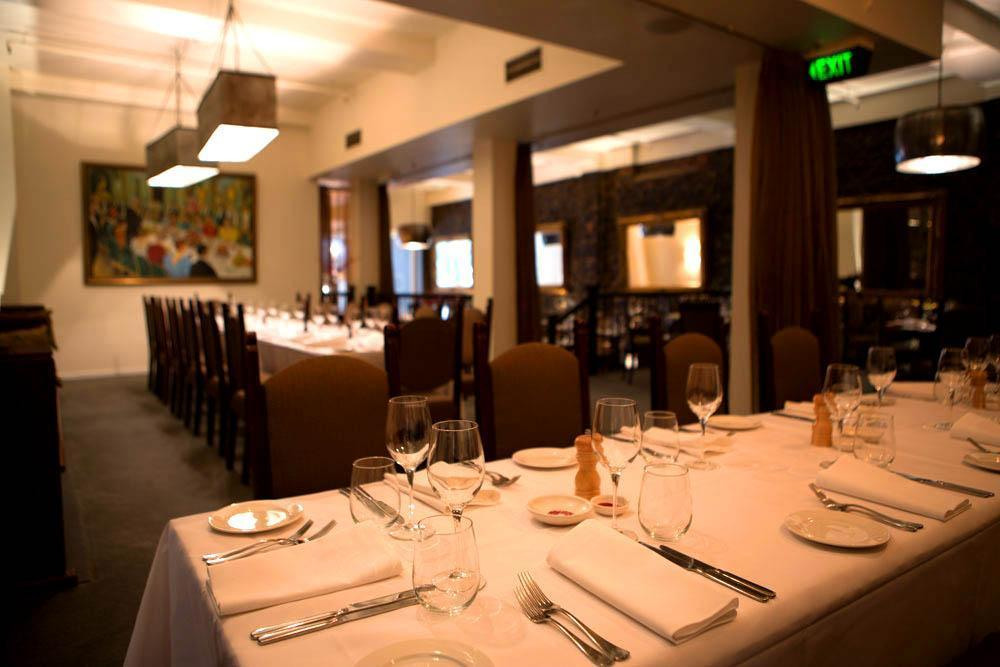 Bluestone Restaurant – CBD Dining