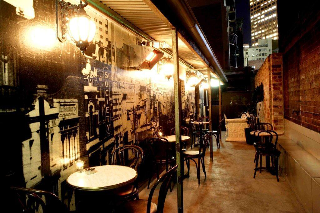 High Society Cocktail Lounge – CBD Bars