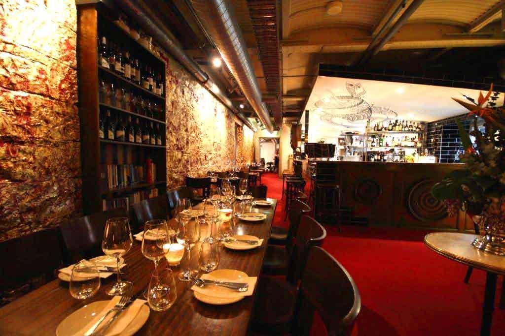The Moat – CBD Restaurants