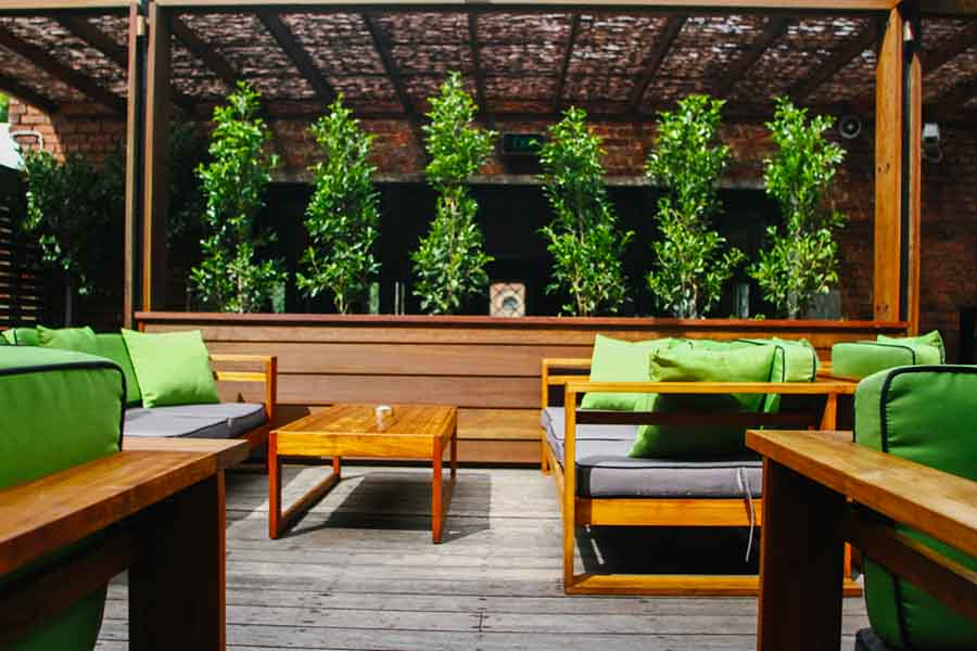 The Deck – CBD Rooftop Bars