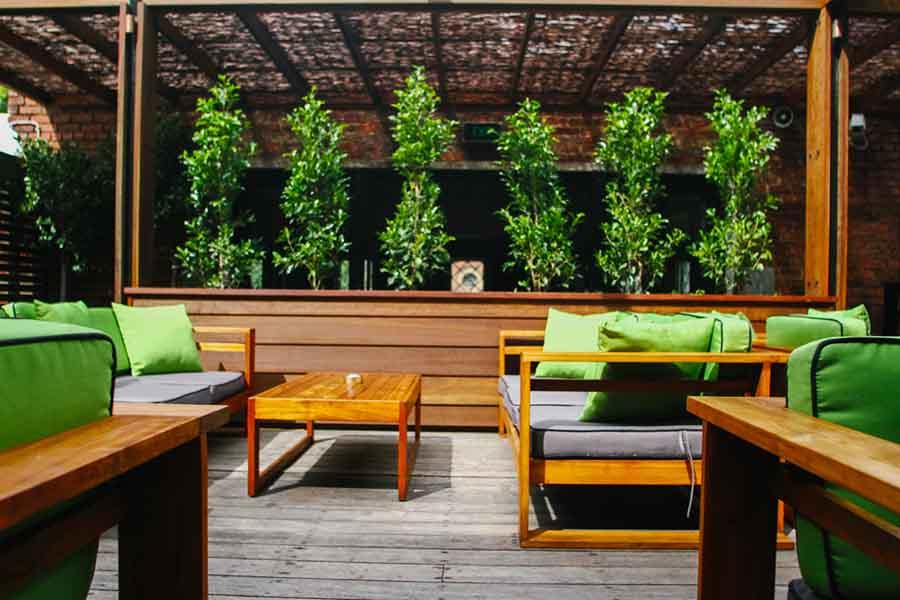 The Deck – CBD Rooftop Bars