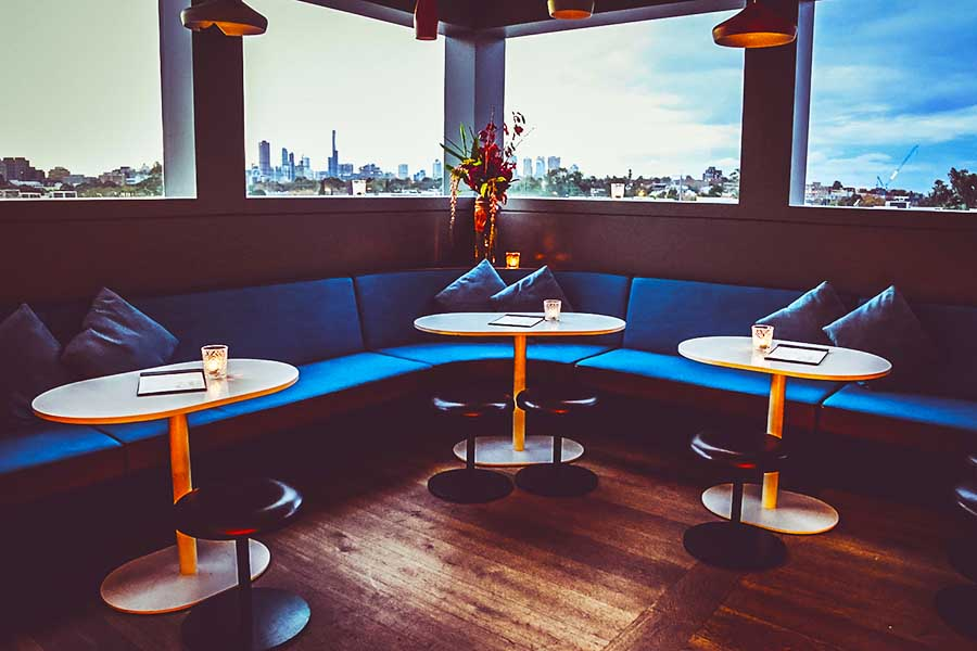 The Emerson – New Rooftop Bars!