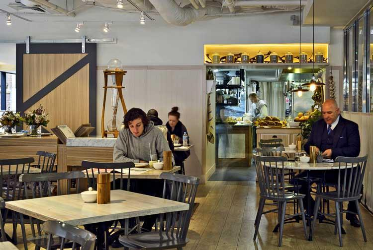 The Grain Store <br/> Modern Contemporary Restaurants