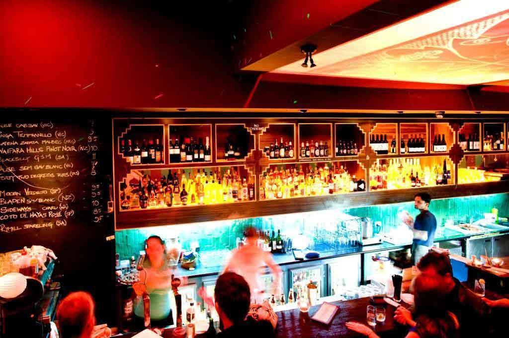Pause Bar – Function Rooms