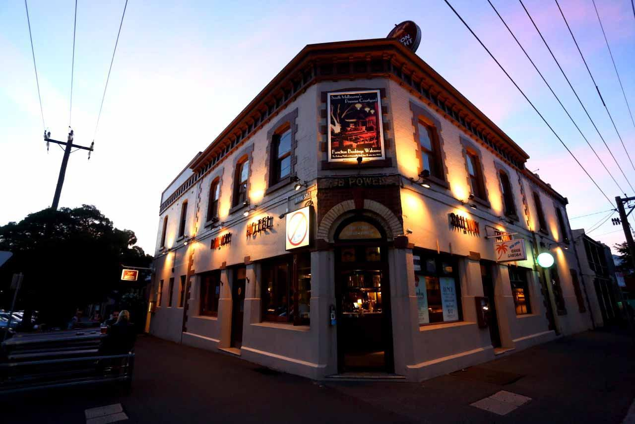 Railway Hotel – South Melbourne Pubs