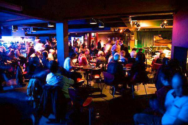 Bennetts Lane Jazz Club – CBD Bars