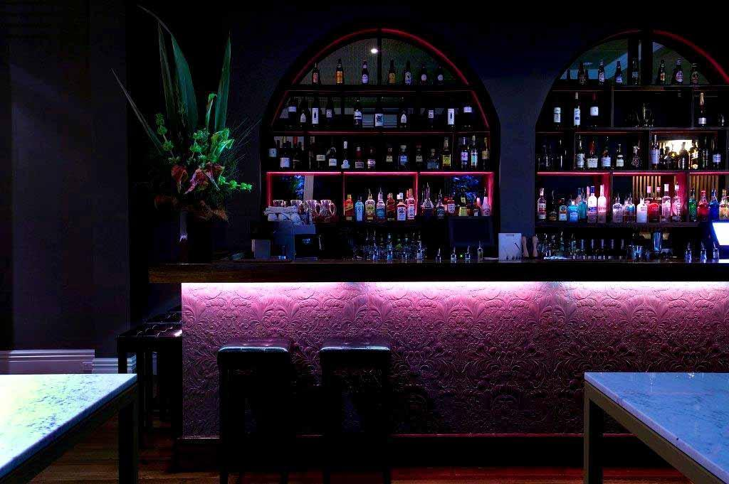 Damask Bar – Hidden Rooftop Bars