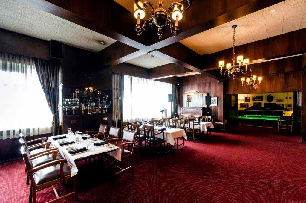 Small Function Rooms Cbd
