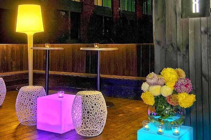 Lieux – Warehouse Venue Hire