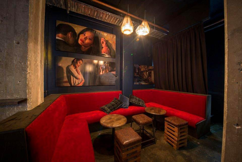 Harley House – CBD Basement Bars