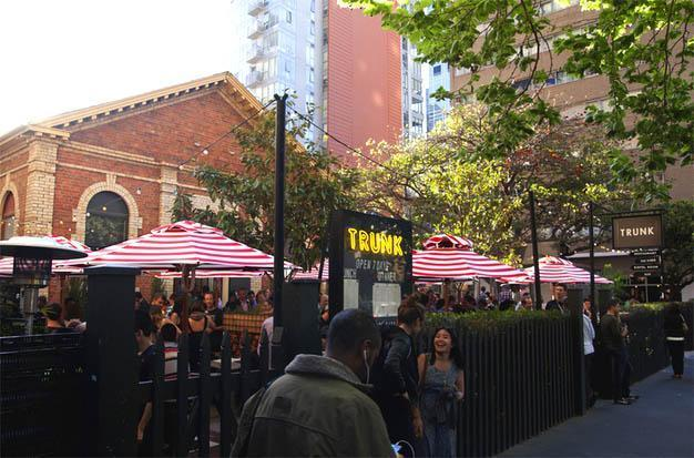 Trunk – Great Diner & Beer Garden