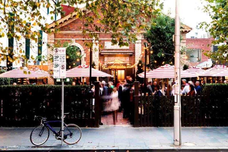 Trunk Great Diner Beer Garden Hidden City Secrets