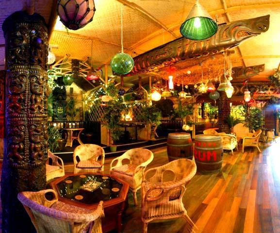 The LuWow – Unique Tiki Bars