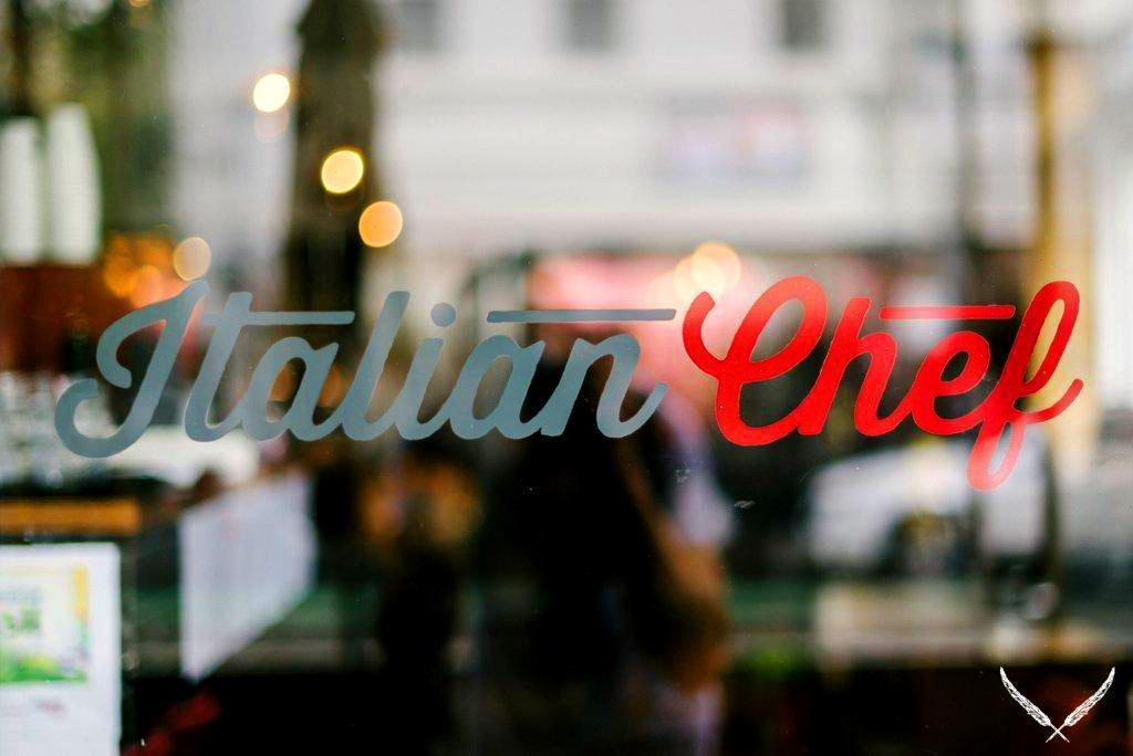 Italian Chef – Venue Now Closed