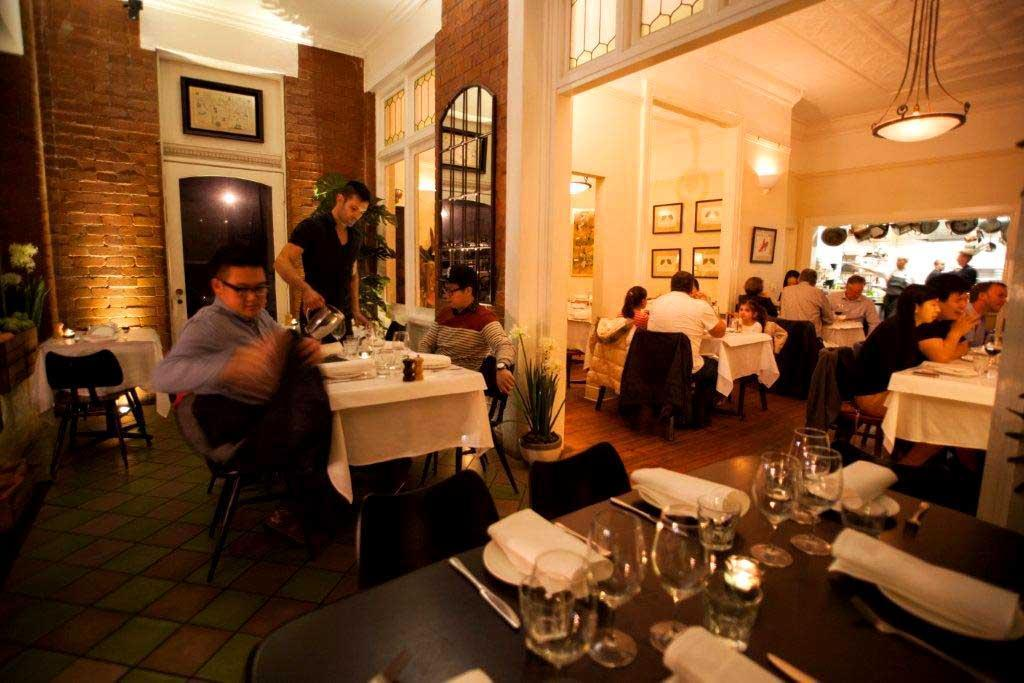 Fitzrovia <br/> Modern Contemporary Restaurants