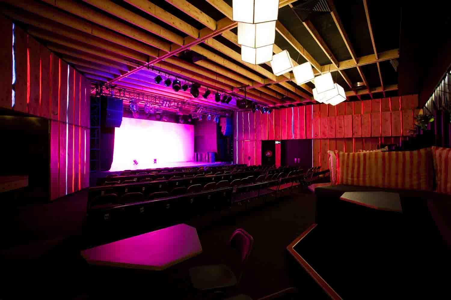 Howler – Awesome Venue + Theatre