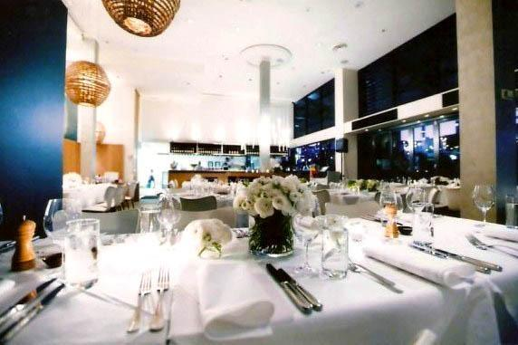 Manta Restaurant & Bar <br/> Waterfront Function Rooms