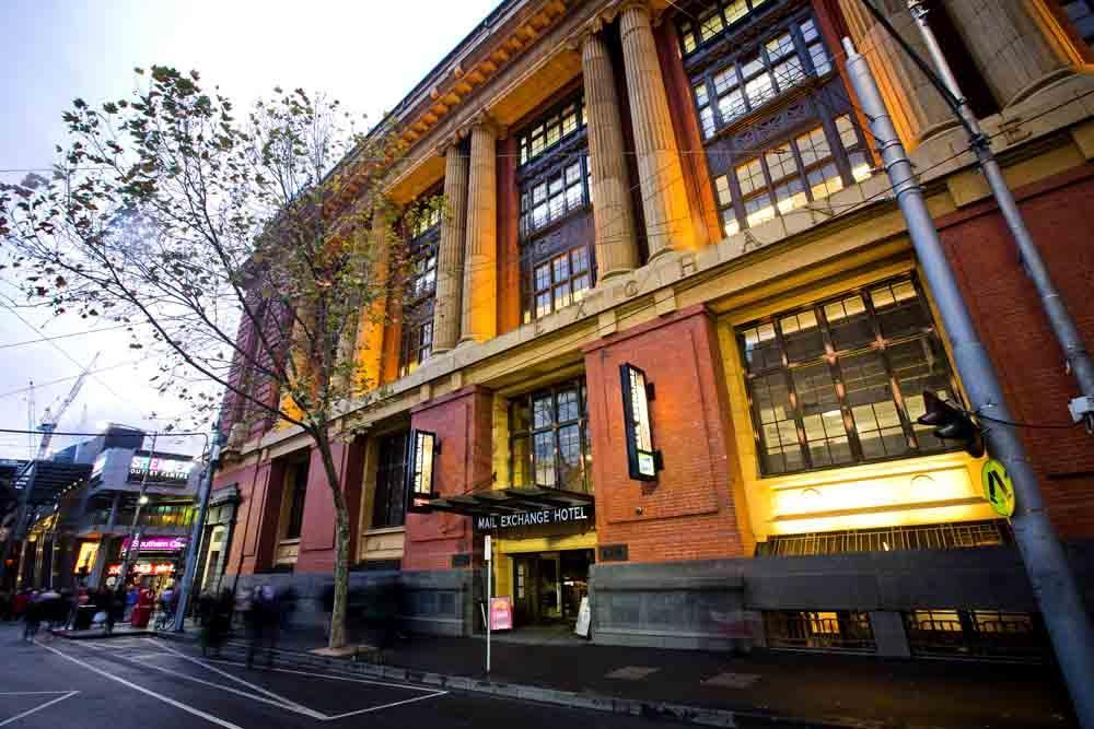 Mail Exchange Hotel – CBD Bars