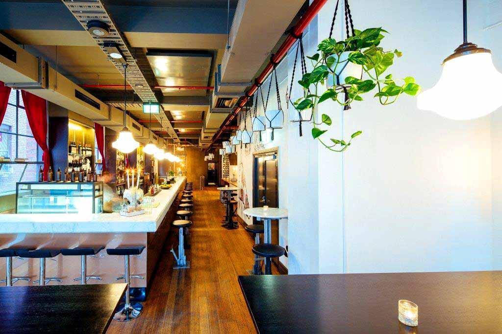 Mary Fortune – CBD Laneway Bars