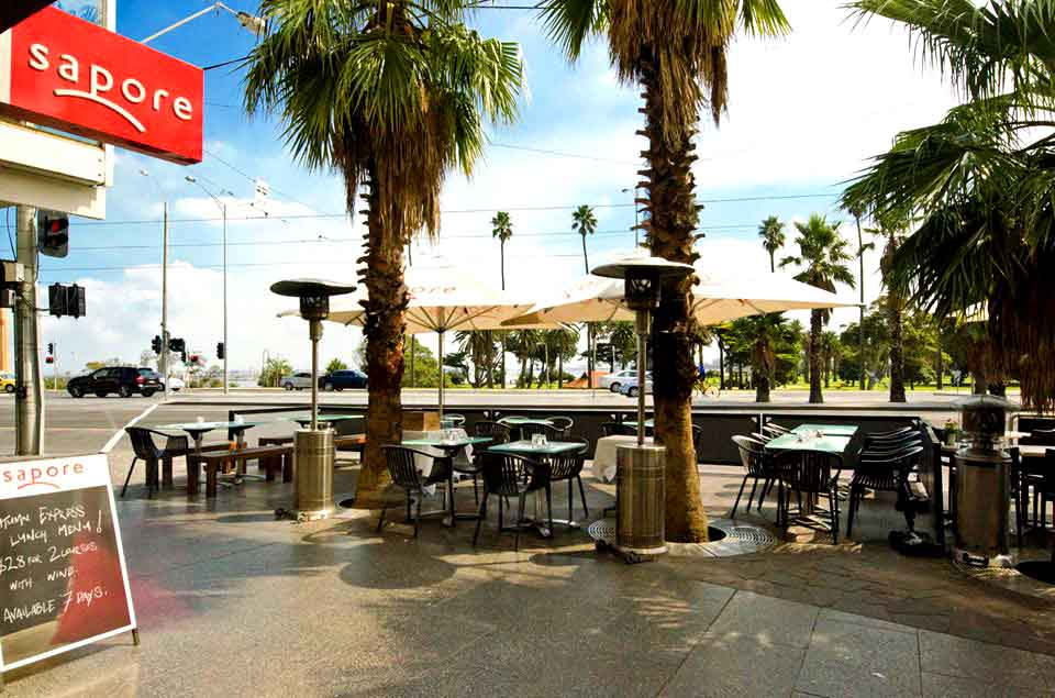 Sapore – Waterfront Restaurants