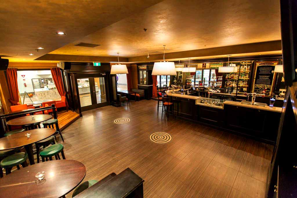P.J's Sidebar – CBD Function Rooms