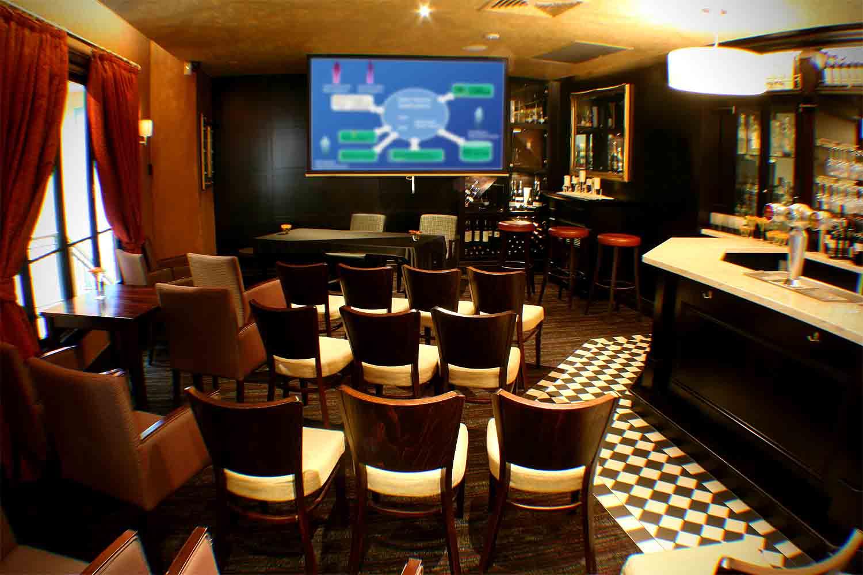 P.J's Sidebar – CBD Function Rooms
