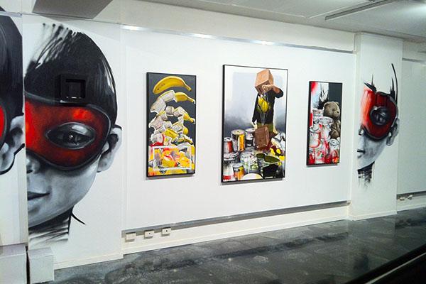 RTIST Gallery & Agency – Prahran Gallery
