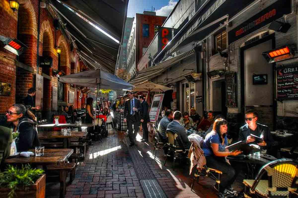 Melbourne Top  Restaurants Cbd